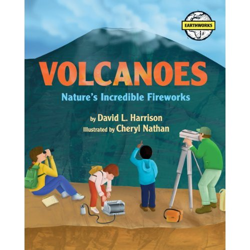 Vocanoes--Nature's Incredible Fireworks by David L. Harrison51gTrbuepXL__SS500_